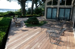 Eastern Shore deck