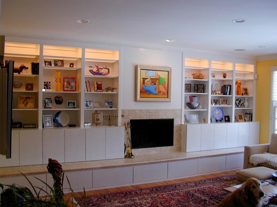furnitur built in untuk interior rumah
