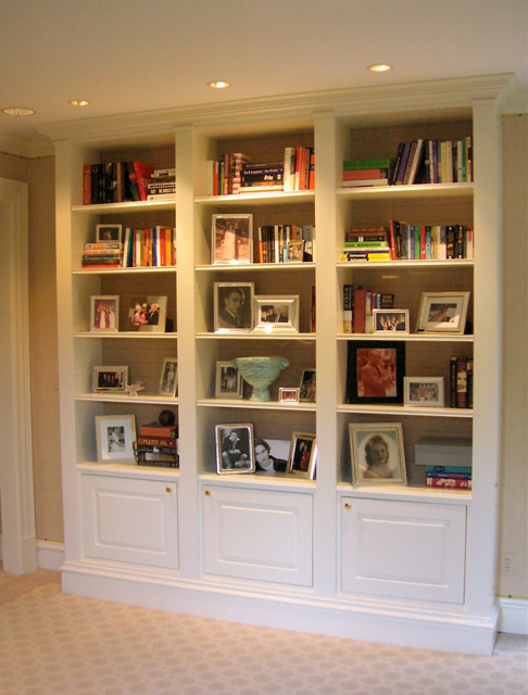 Built-in Wall Units - hlwood