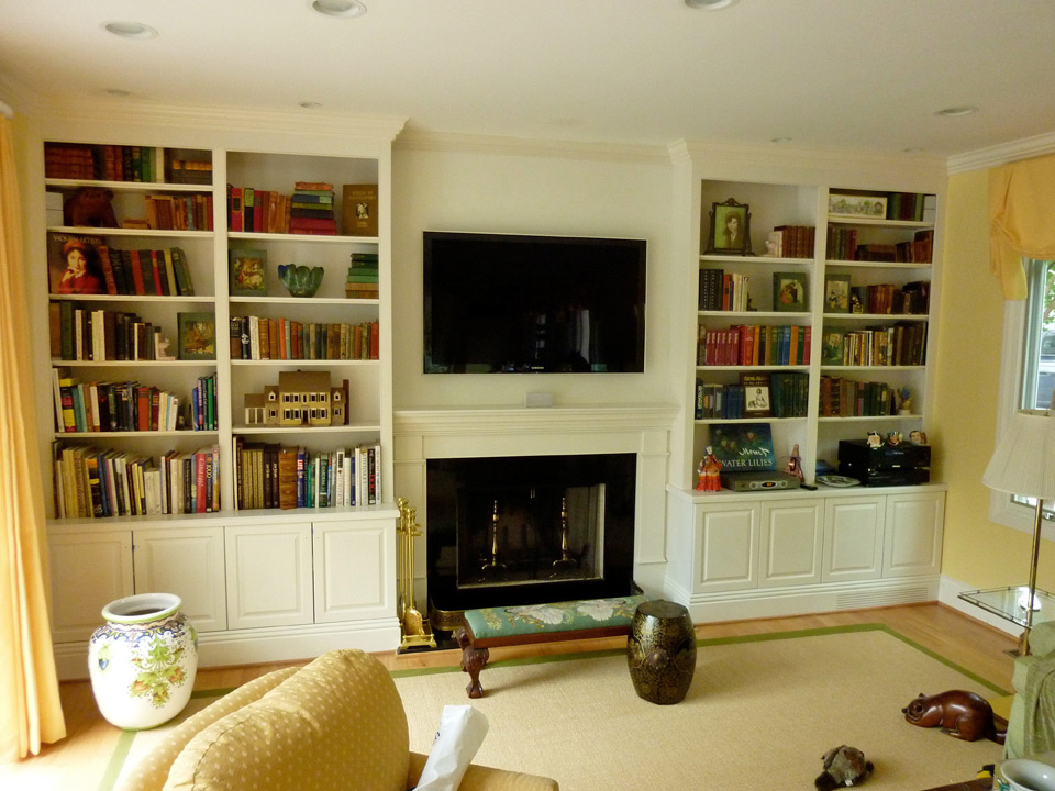 Built in wall unit designs houses plans designs for Built in wall units